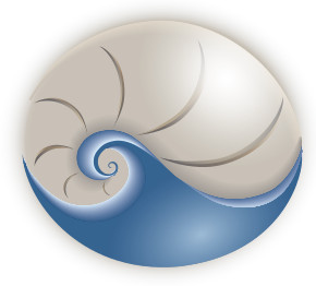 Accueil nouveau site logo Les Océanides Création